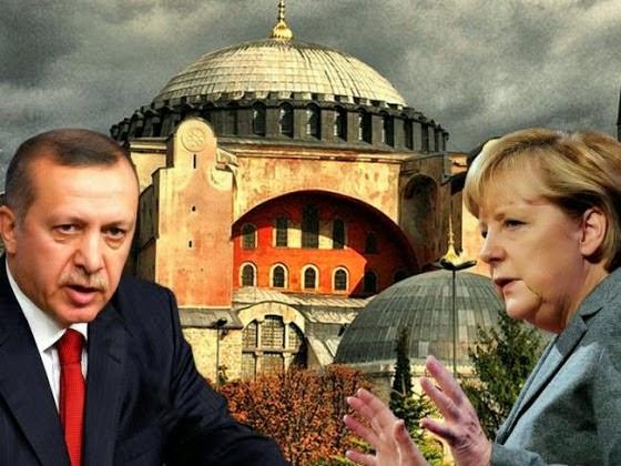 Παγκόσμια οργή για την μετατροπή της Αγίας Σοφίας σε τζαμί