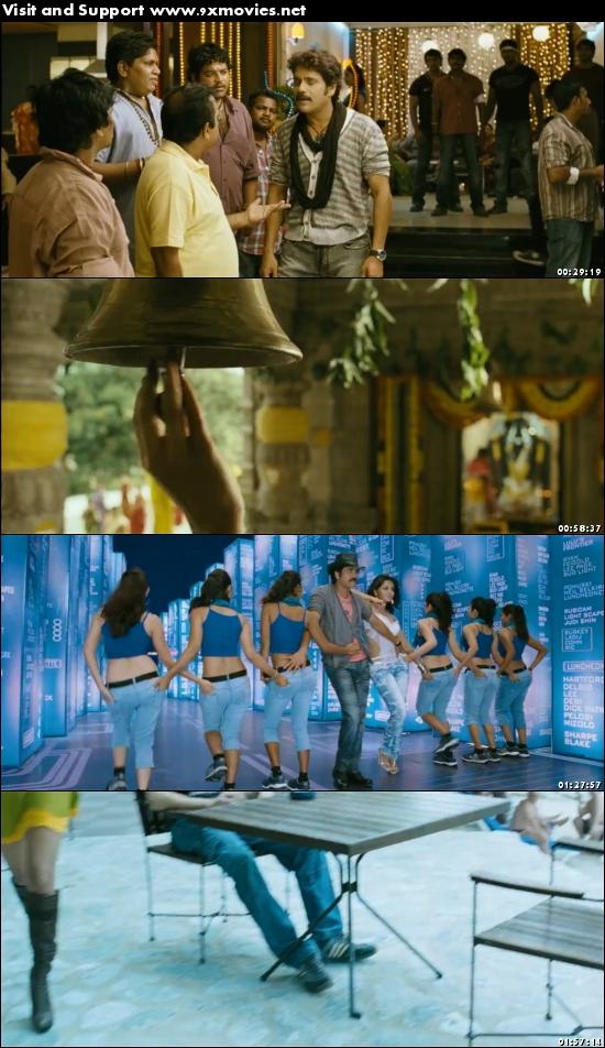 Ragada 2010 UNCUT Dual Audio Hindi 480p BluRay