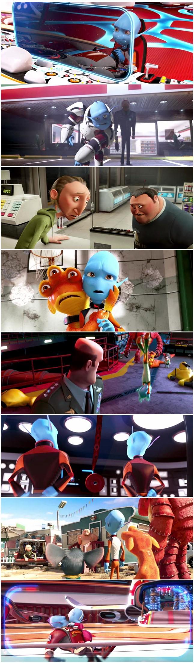 Escape from Planet Earth, BRrip-XviD, Español Latino, 2013 ...