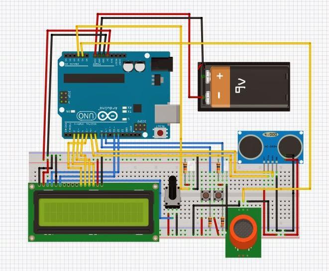 Arduino Laser Light barrier   VanceAnce