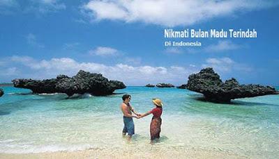 Nikmati Bulan Madu Terindah Di Indonesia