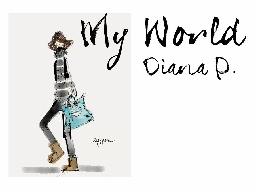 My World Diana P.