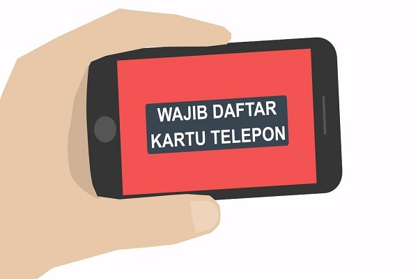 Data Bocor, 1 NIK Dipakai Registrasi 2,2 Juta Kartu SIM Prabayar