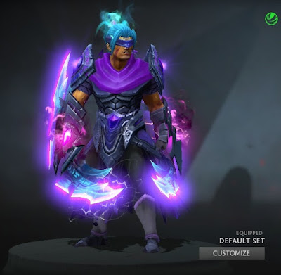 Anti-Mage - Guilt of the Survivor | Dota 2 Mods