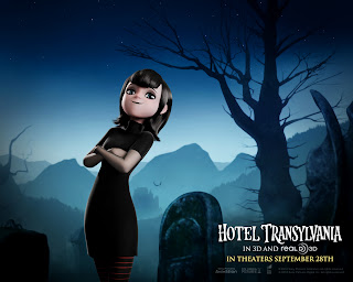Hotel Translyvania Mavis Dracula's Daughter Sound by Selena Gomez HD Wallpaper