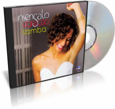 CD Novela Insensato Coração - Samba (2011)