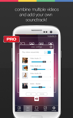 Free Download Vidstitch Pro - Video Collage v1.8.8 APK