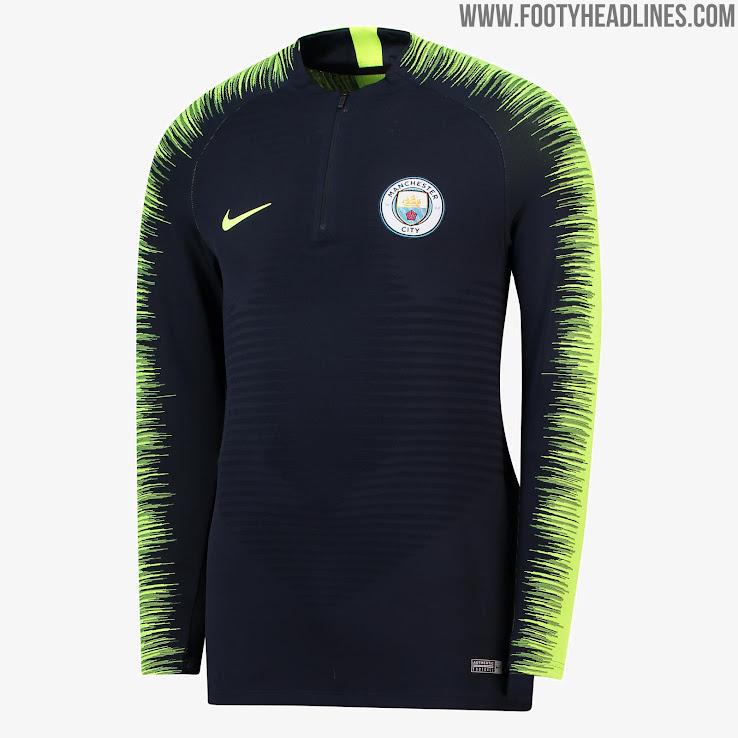 31c0ee4bbc1 Nike Manchester City 18-19 Training Kit Released - Sports kicks