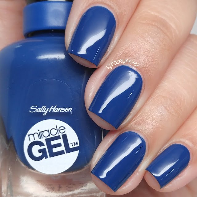 Sally Hansen Miracle Gel - Take The Plunge