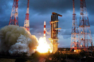 satellite launching pictures