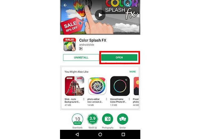 Cara Mudah Edit Foto Hitam Putih Jadi Berwarna di Android