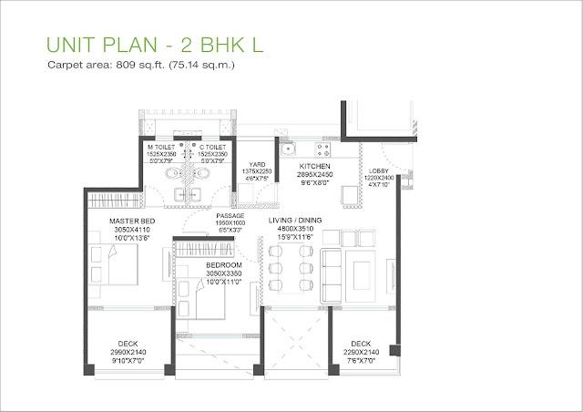 Godrej 24 Hinjewadi Floor Plan