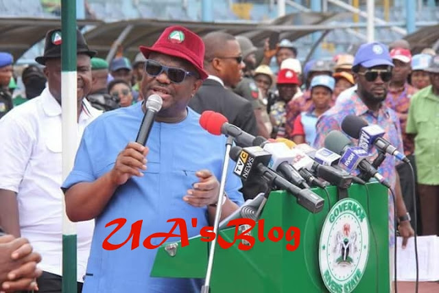 2019: Tension In PDP As Wike Resigns As Atiku's Campaign Zonal Coordinator