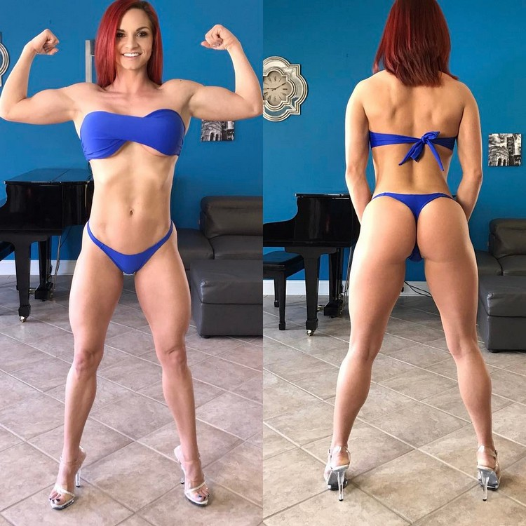Fitness Model Christy Ann
