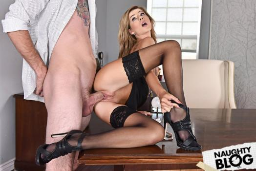 Naughty Office – Bella Rose
