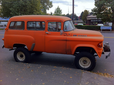 1963 dodge power wagon w100 town wagon 4x4 for sale in autos post. Black Bedroom Furniture Sets. Home Design Ideas