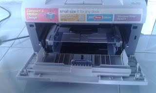mengatasi printer laserjet tidak bisa narik kertas