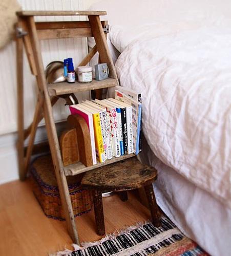 Dormir No Jardim O Que Tem Debaixo Da Sua Escada: Usar O Que Tem Para Expor, Apoiar Seus Livros