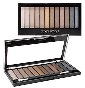 Makeup Revolution (MUR) Redemption Palette Ionic 1