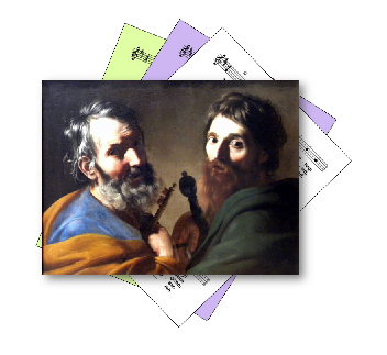 Hymns for Saints Peter and Paul