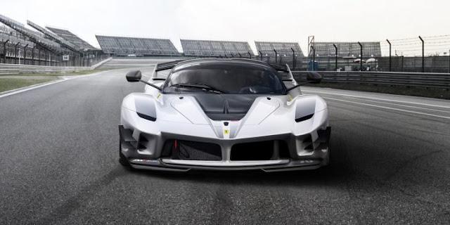 El nuevo Ferrari es el híbrido más potente del mundo