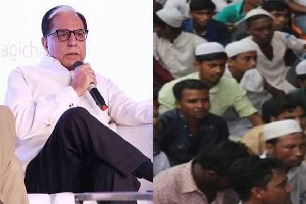 subhash-chandra-debate-not-done-for-kashmiri-pandit-like-rohingyas