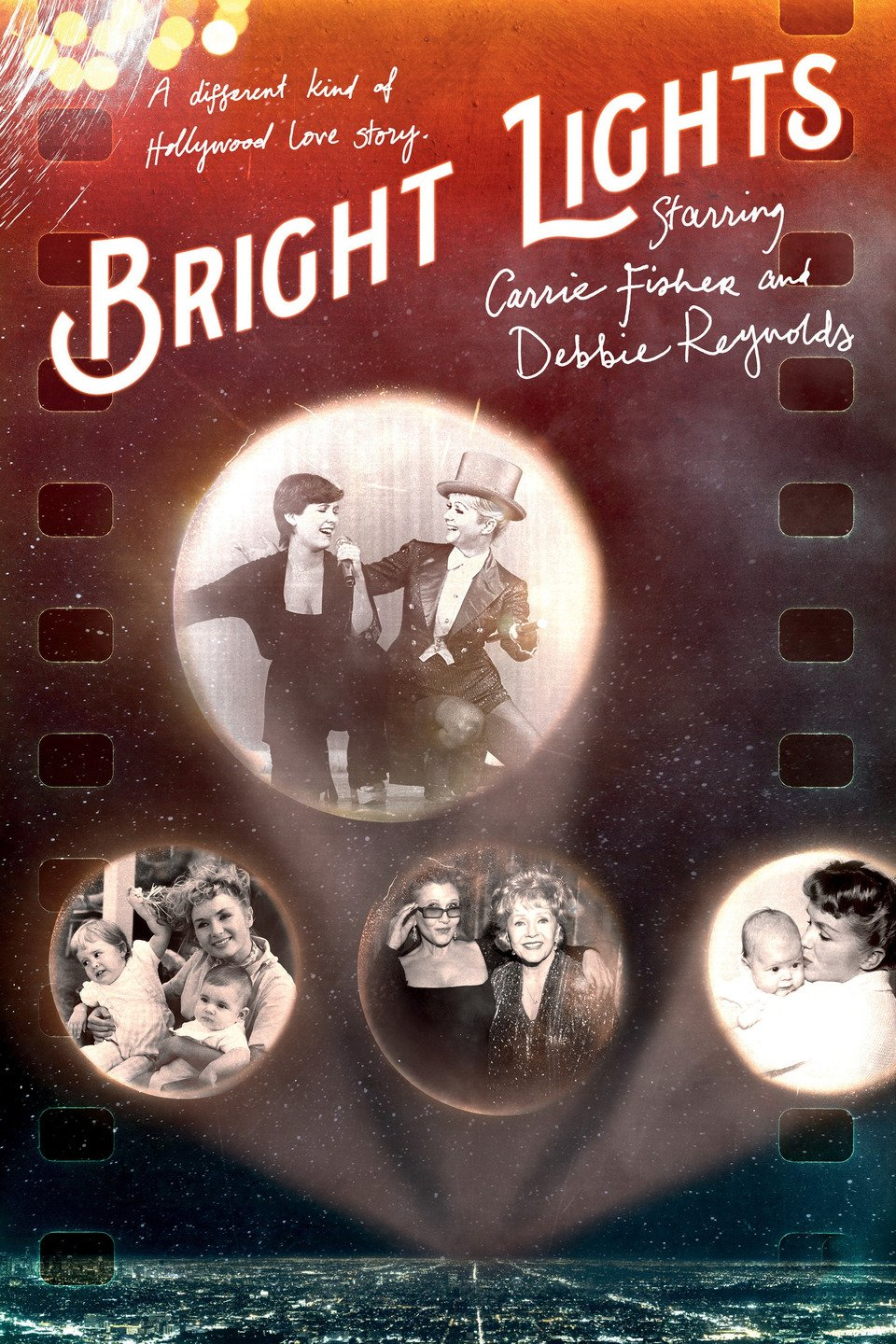 a classic movie blog review bright lights starring carrie fisher and debbie reynolds