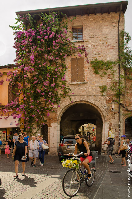 Sirmione viaje Italia Lago di Garda