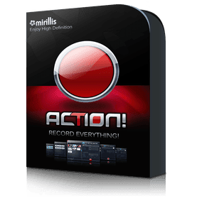 Mirillis Action! 3.5.2 Full Version Download