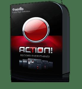Mirillis Action! 3.5.2 Full Version Download