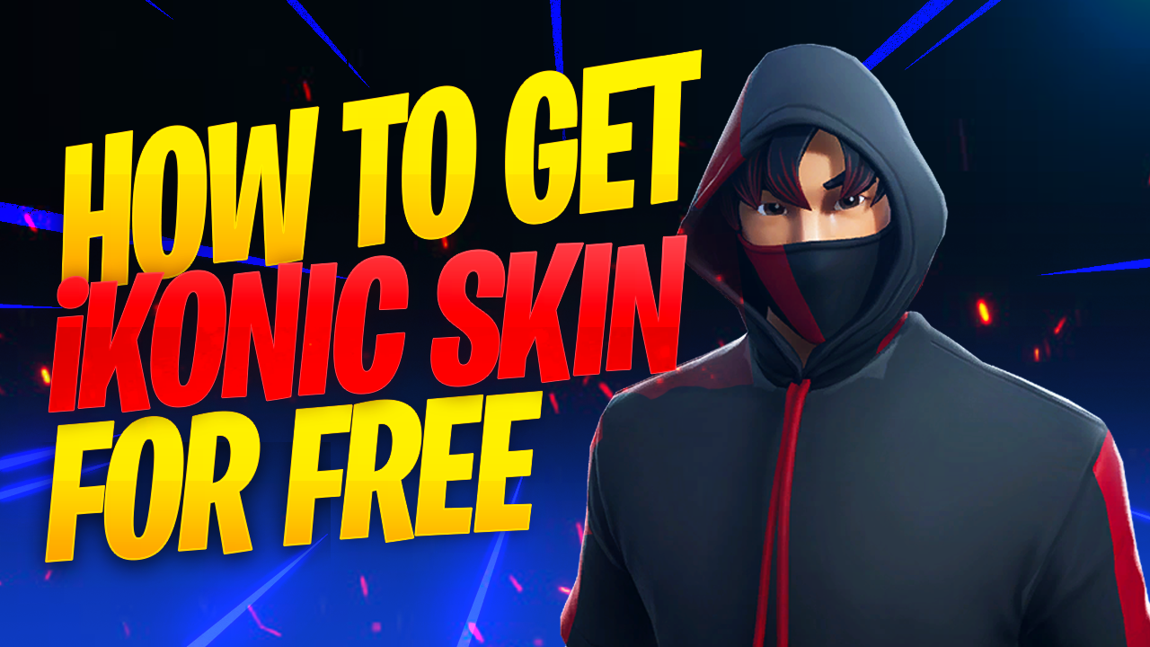 How To Get The Ikonik Skin For Free