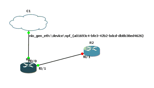 Network Security Memo — GNS3 VoIP Lab (Cisco 3725 and CME 4 3)