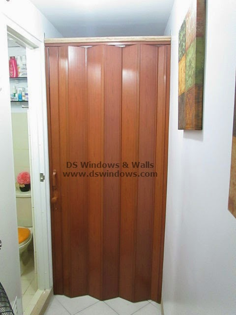 Deluxe Folding Door As Hallway Space Divider - Hillcrest Subdivision, Malvar Batangas
