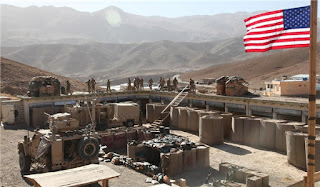 U.S. troops inside Raqqa
