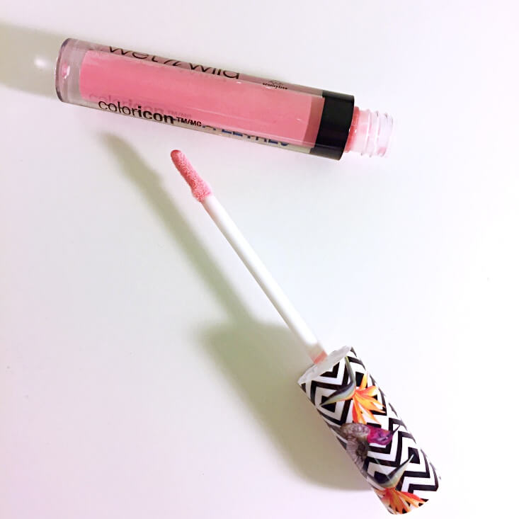 wet n wild coloricon Lip Gloss Fly Gal