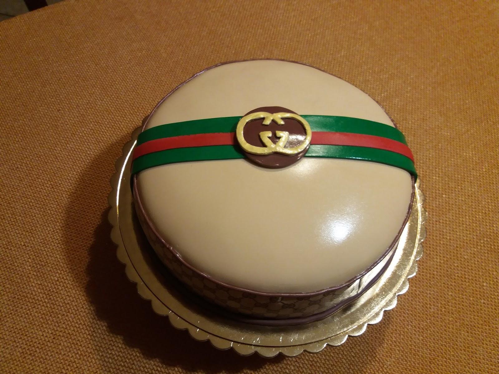 Torta Gucci