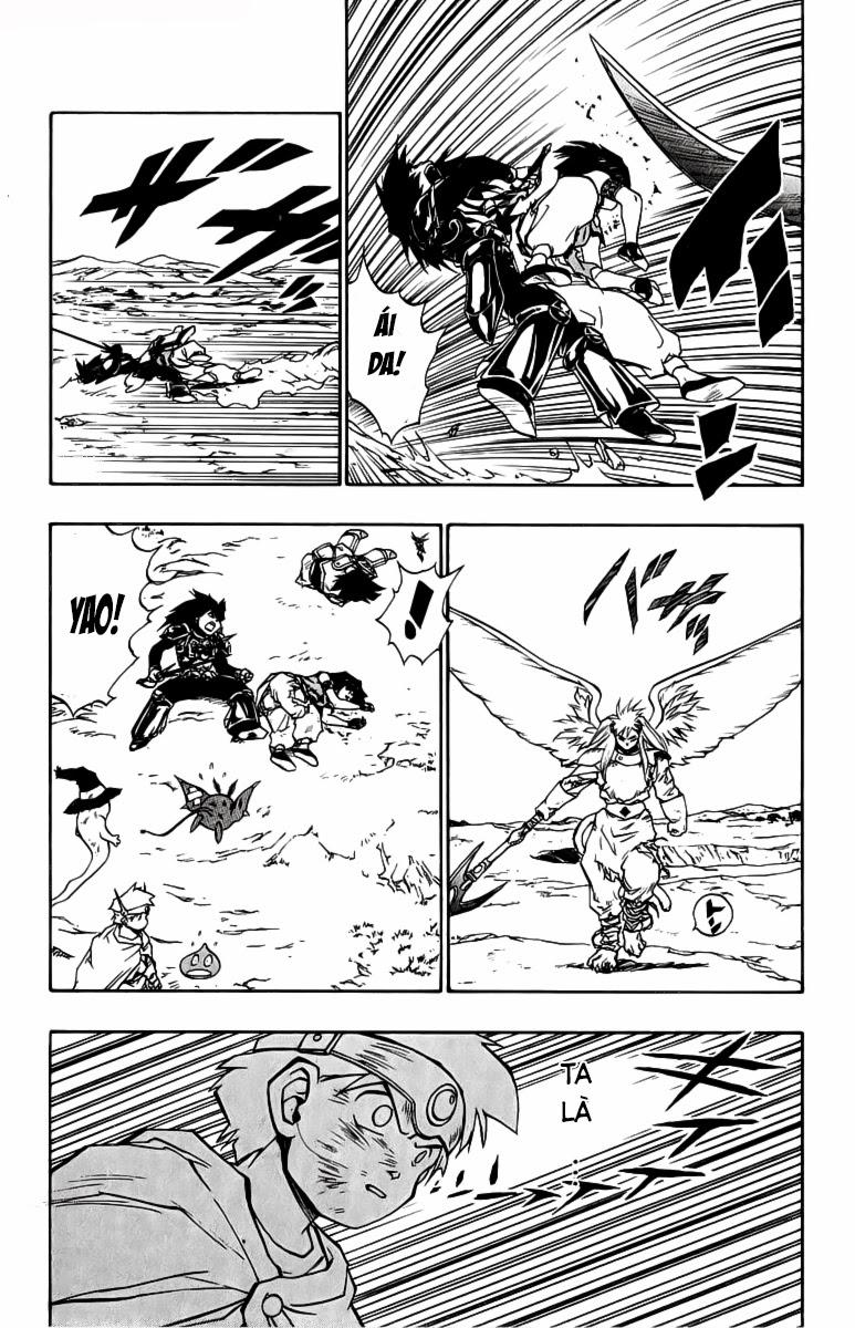 Dragon Quest: Emblem of Roto chapter 30 trang 24