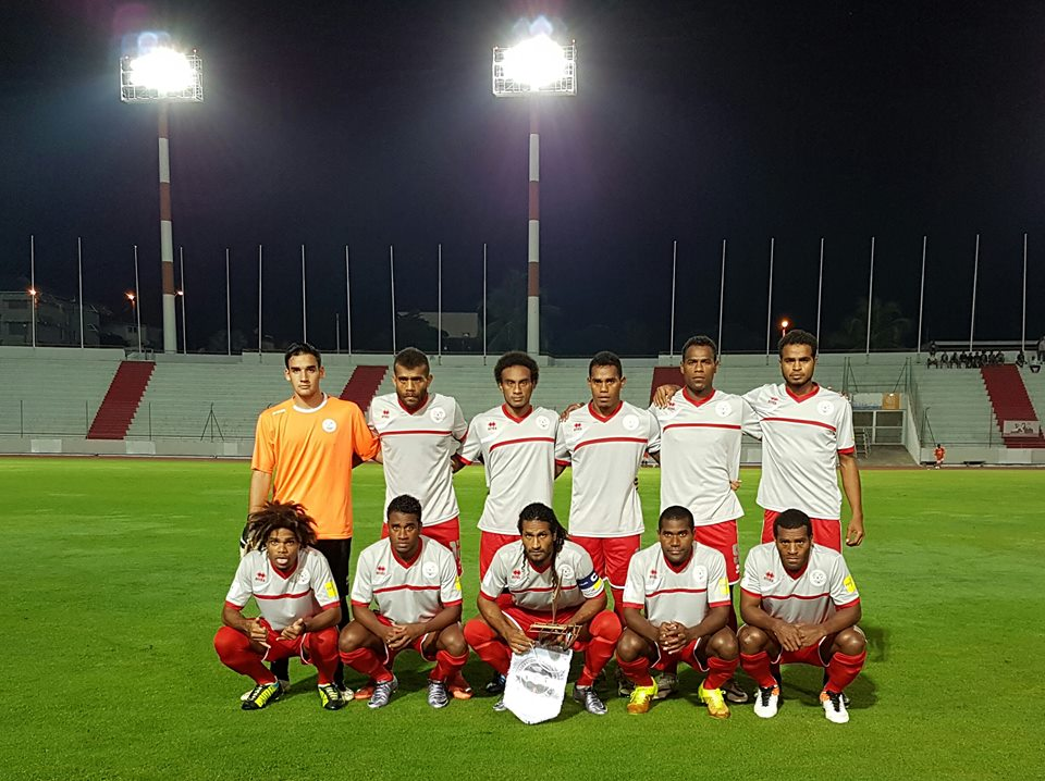 New Caledonia National Football Team