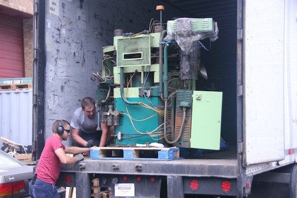 Furnace Manufacturing Has Now Secured 10 Refurbished Vinyl ...