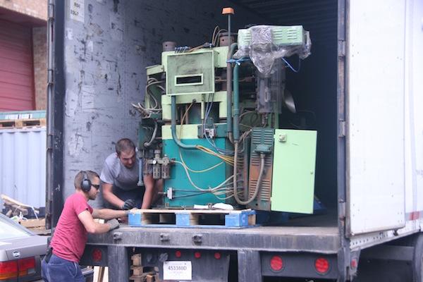 Furnace Manufacturing Has Now Secured 10 Refurbished Vinyl ...
