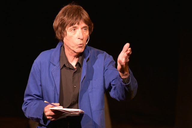 """Didier Terqueux, génial interprète dans """"Des fleurs pour Algernon"""""""