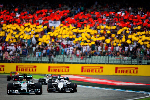 German F1 Grand Prix 2019