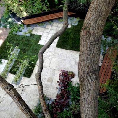 gradina moderna arhitect peisagist alexandru gheorghe curte mica gradina simpla design gradina minimalista