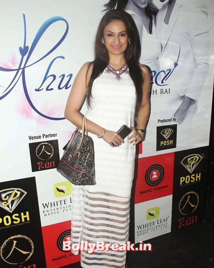 Akriti Kakar, 'Khushnuma' Album Launch Pics