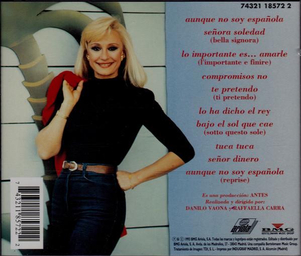 ENTRE MUSICA  RAFFAELLA CARRA - Hola Raffaella c915266834d