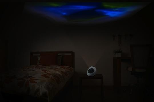 Home Auroraprojector