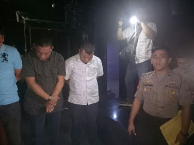 Ketua DPRD Kabupaten Palas Diduga Terjaring Razia Narkoba