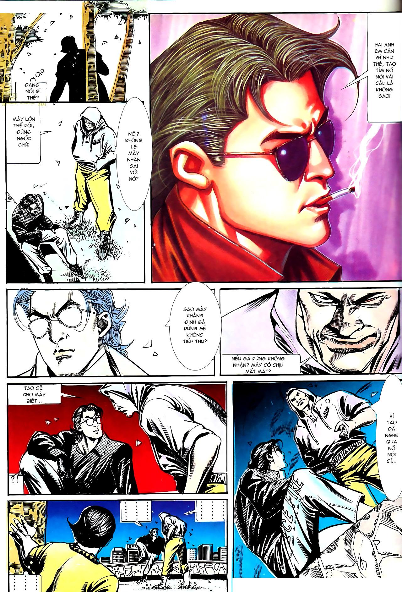 Người Trong Giang Hồ chapter 155: long đầu trang 7