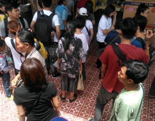 バンコクからアユタヤに個人で格安に行く方法 3等自由席で行けば片道15B(50円)