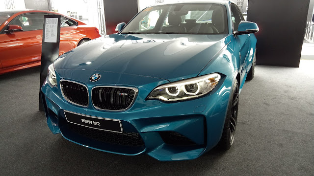 BMW M2 at the BMW Expo 2017 BMW XPO | Benteuno.com